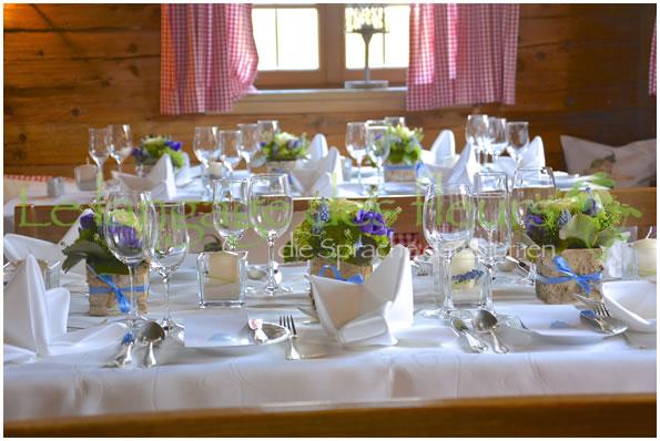 Hochzeitsdeko hochzeit dekoration tischdeko hochzeit for Party deko mieten